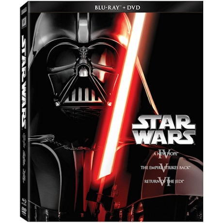 Star Wars: The Original Trilogy Blu-ray/DVD Combo