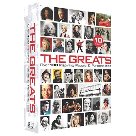 The Greats: Over 100 Inspiring People