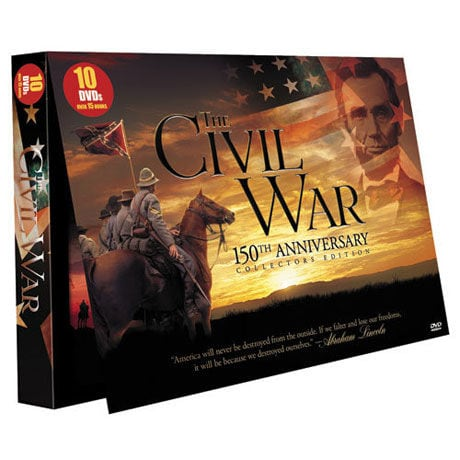 The Civil War: 150th Anniversary Collectors Edition