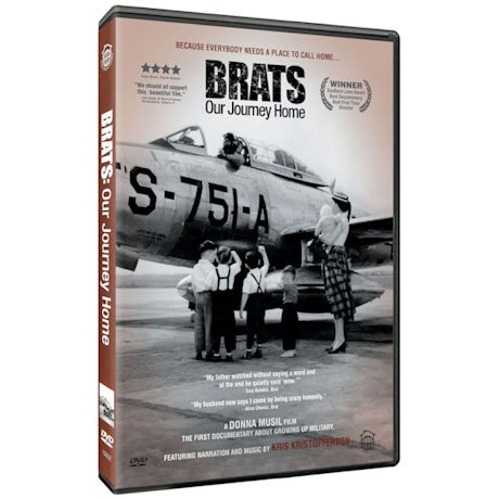BRATS: Our Journey Home DVD