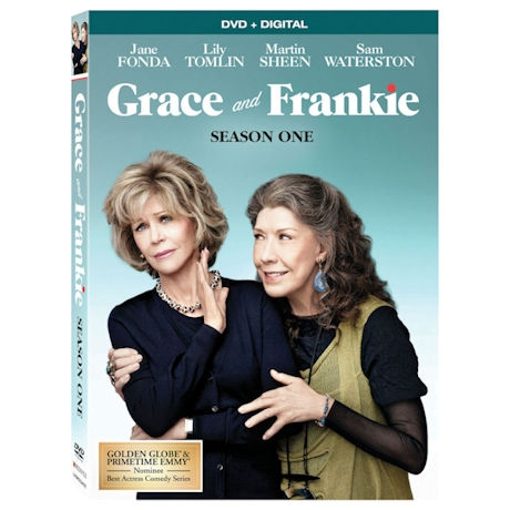 Grace & Frankie: Season 1 DVD