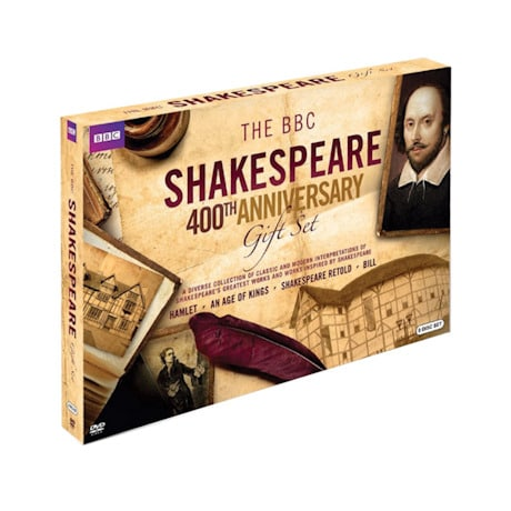The BBC Shakespeare 400th Anniversary Gift Set DVD