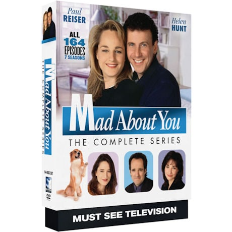 Mad About You: The Complete Series DVD