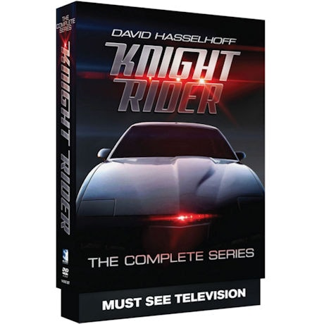 Knight Rider: The Complete Series DVD