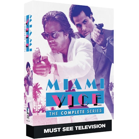 Miami Vice: The Complete Series DVD