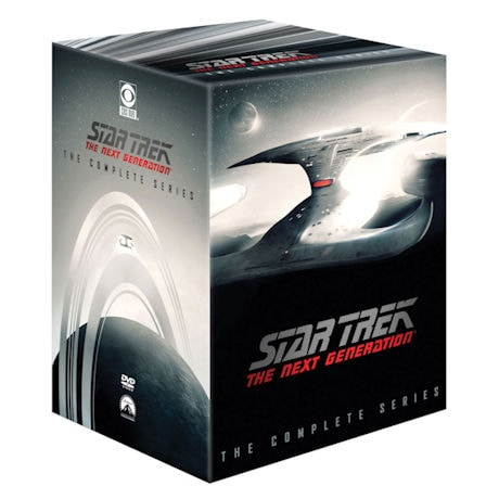 Star Trek: The Next Generation: The Complete Series DVD