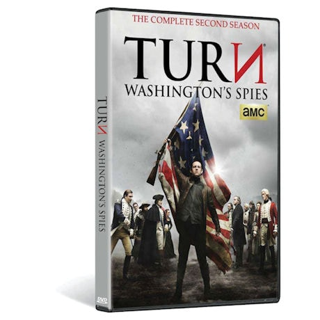 TURN: Washington's Spies: The Complete Second Season Set DVD