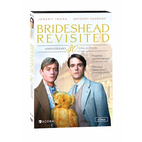Brideshead Revisited: 30th Anniversary Collection DVD & Blu-ray