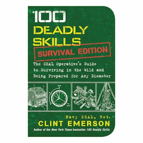 100 Deadly Skills Books - Volume 2