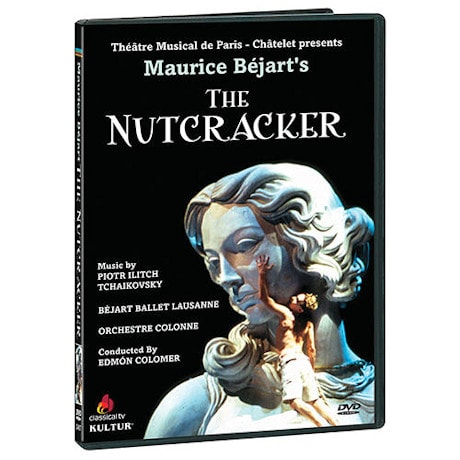 Maurice Bejart: The Nutcracker DVD