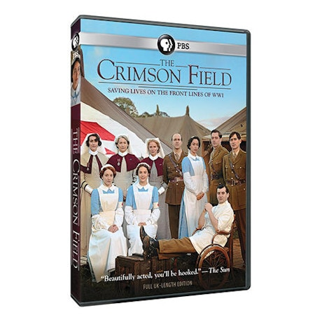 The Crimson Field DVD