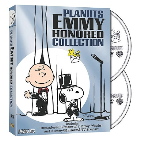 Peanuts: The Emmy Honored Collection S/2 DVD