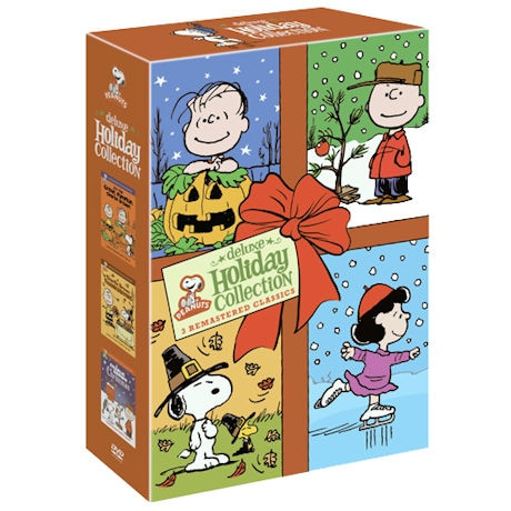 Peanuts: Holiday Collection S/3 DVD