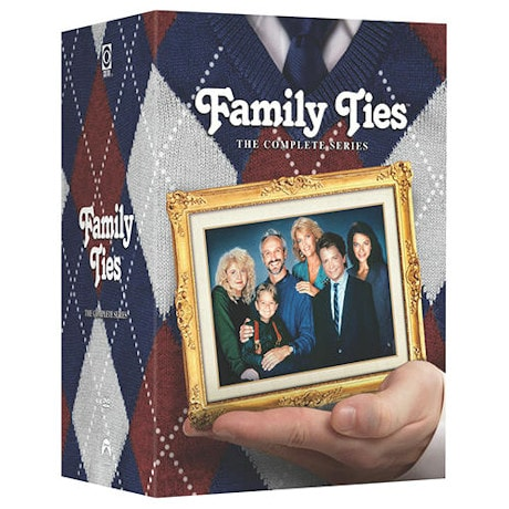 Family Ties: The Complete Series S/28 DVD