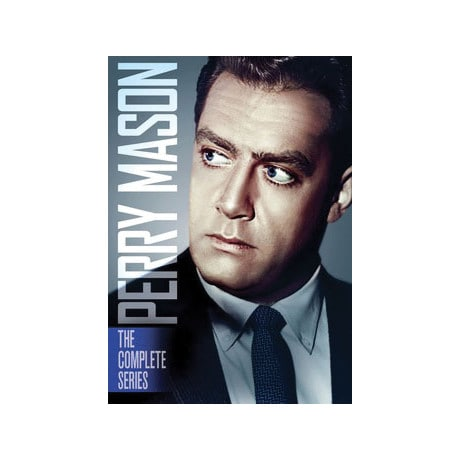 Perry Mason: The Complete Series DVD