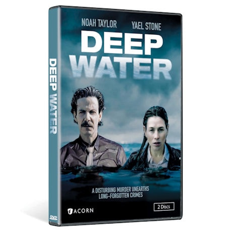 Deep Water DVD & Blu-ray