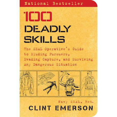 100 Deadly Skills Books - Volume 1