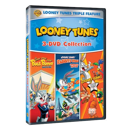 Looney Tunes Triple Feature