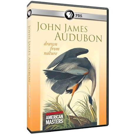 John James Audubon: Drawn from Nature DVD