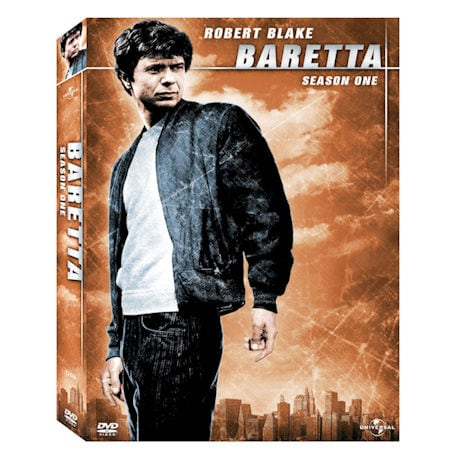 Baretta: Season One DVD