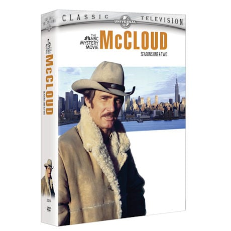 McCloud: Seasons One and Two