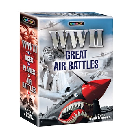 World War II: Great Air Battles DVD