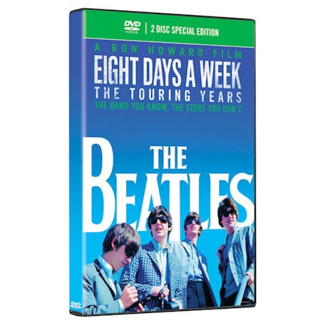 The Beatles: Eight Days a Week: The Touring Years DVD