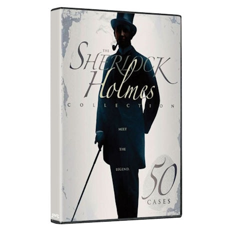 The Sherlock Holmes Collection: 50 Cases DVD