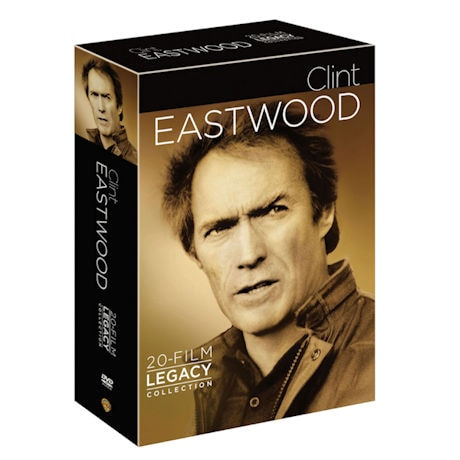 Clint Eastwood Legacy Collection