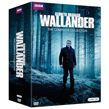 Wallander: The Complete Collection DVD