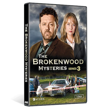 Brokenwood Mysteries Series 3