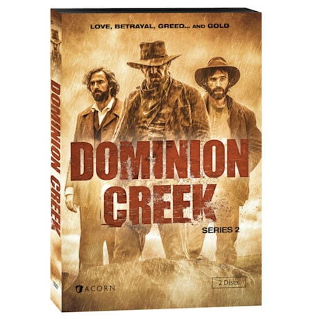 Dominion Creek: Series 2 DVD
