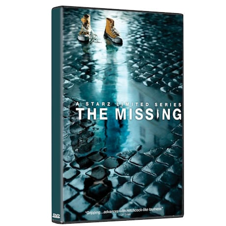 The Missing: Season 1 DVD