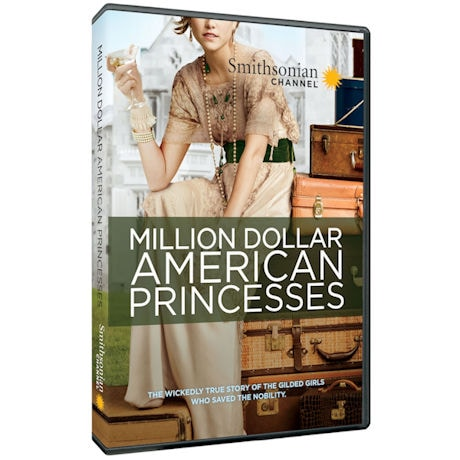 Million Dollar American Princesses DVD