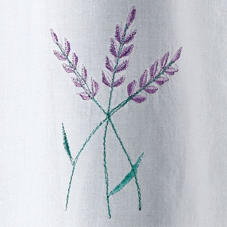 Lavender Sprigs Nightgown