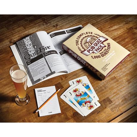 The Complete Pub Quiz Pack