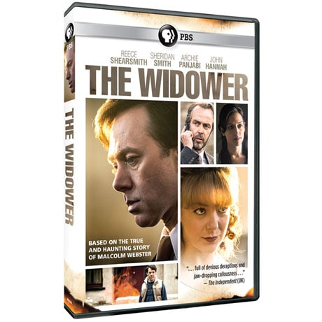 The Widower DVD