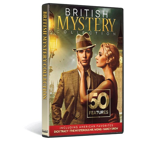 British Mystery Collection: 50 Features