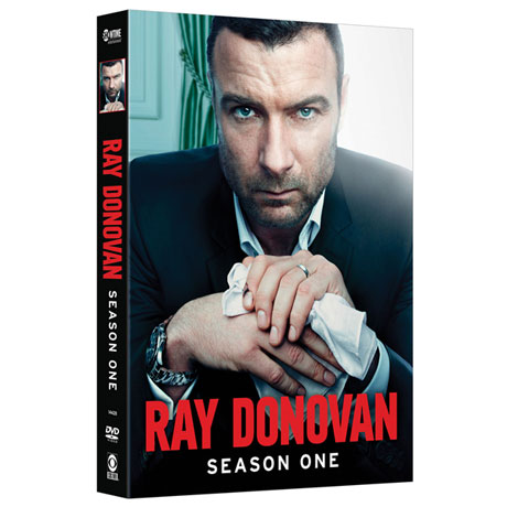 Ray Donovan: Season One DVD