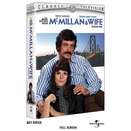 McMillan & Wife: Season One