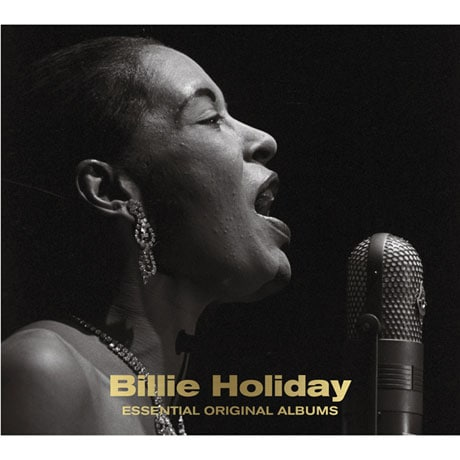 Jazz Greats Essential Original Albums Collections - Billie Holiday