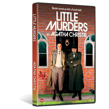 Little Murders - Agatha Christie DVD