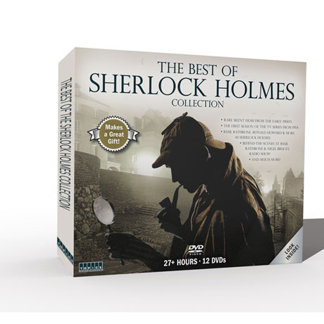The Best of Sherlock Holmes Collector's Set DVD