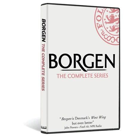 Borgen: The Complete Series DVD