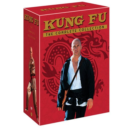 Kung Fu: The Complete Collection DVD