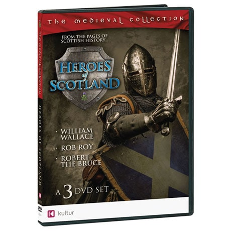 The Heroes of Scotland DVD