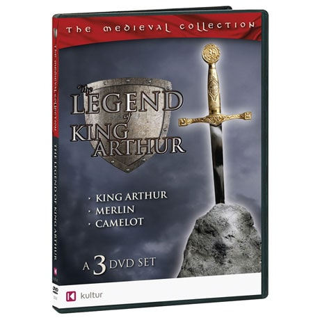 The Legend of King Arthur DVD