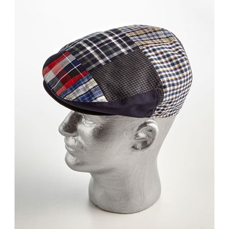 Men's Plaid Ivy Cap
