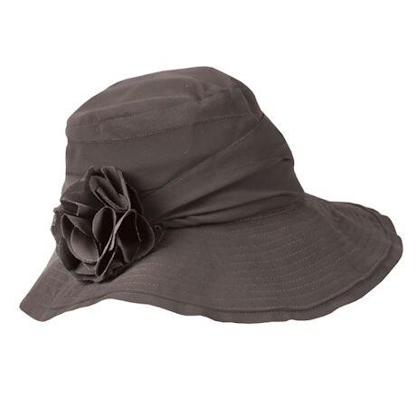 Summer Hat with Wired Brim