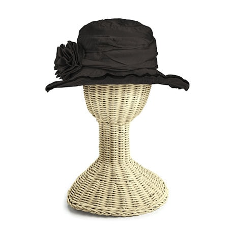 Summer Hat with Wired Brim